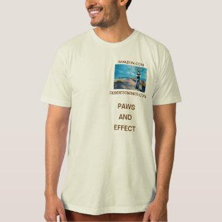 TATZEN- UND EFFEKT-Buchtitel auf T - Shirt