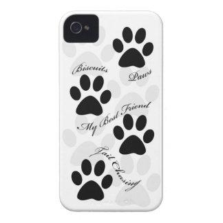 Tatzentiere des Falles iPhone4 Hunde iPhone 4 Hülle