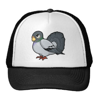 Tauben-Entwurf Retro Cap
