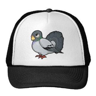 Tauben-Entwurf Mütze