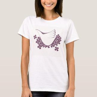 Tauben-Entwurf T-Shirt