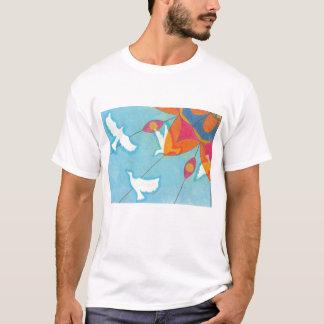 Tauben in der Sonne T-Shirt