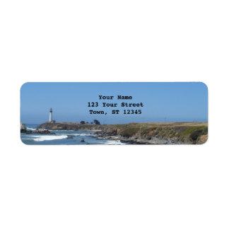 Tauben-Punkt-Leuchtturm