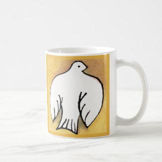 Tauben-Tasse Kaffeetasse