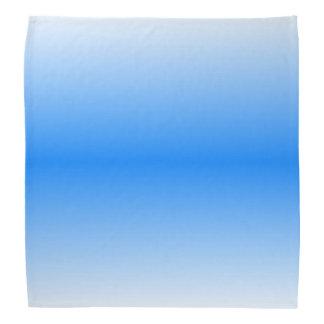 Taubenblaue Graedient™ Bandanna Halstuch