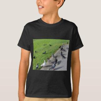 Taubenfamilie reunion.JPG T-Shirt