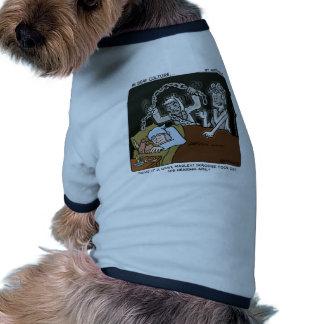 Taubes Scrooge Hundetshirt