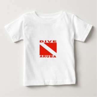 Tauchen Aruba Baby T-shirt