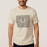 Tauchen-Bar Dashers der 10. das T-Shirt