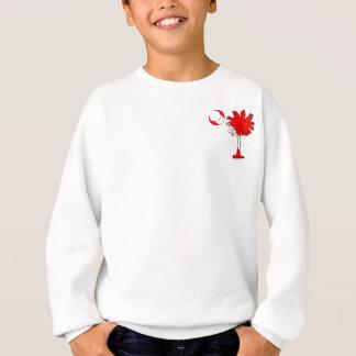 Tauchen-Flaggen-TaschePalmetto Sweatshirt