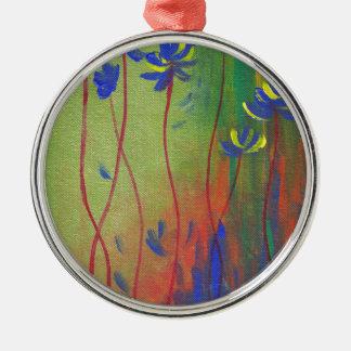 tauchen Sie auf Silbernes Ornament