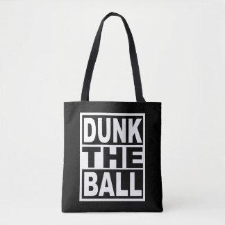 Tauchen Sie den Ball ein Tasche