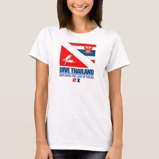 Tauchen-Thailand-Kleid T-Shirt
