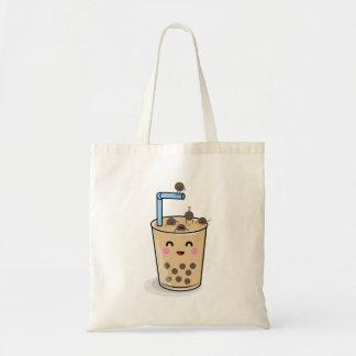 TauchensBoba Perlen-Tee-Taschen-Tasche Tragetasche