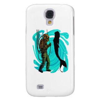 Taucher-Schatz Galaxy S4 Hülle