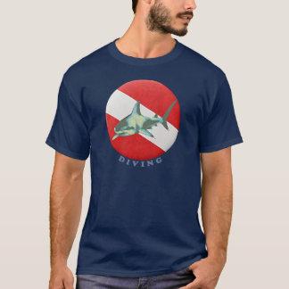 Tauchflaggenhaifisch T-Shirt