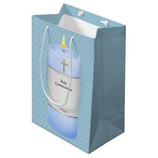 Taufe leuchtet Jungen durch * wählen Sie Mittlere Geschenktüte