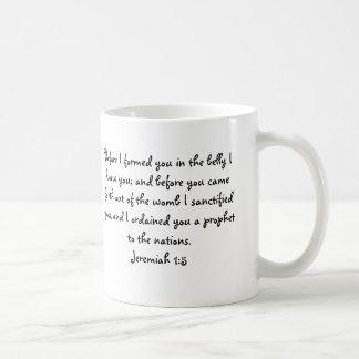 Taufe-/Taufec$geschenk-jeremias-1:5 des Babys Kaffeetasse