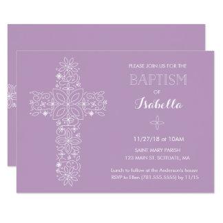 Taufe, Taufeinladung - Baby Karte