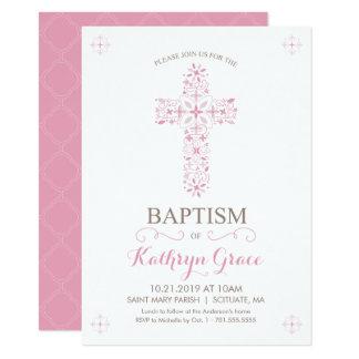 Taufe, Taufeinladung, Babys laden ein Karte