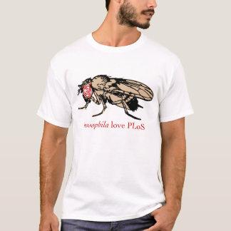 Taufliege-Liebe PLoS T-Shirt
