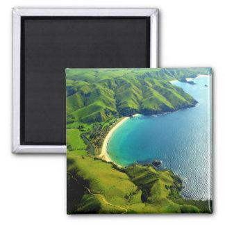 Taupo Bucht, Neuseeland Quadratischer Magnet