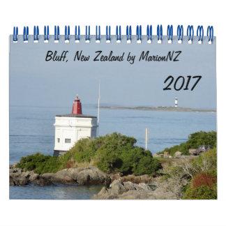 Täuschungs-Küsten-Kalender Abreißkalender