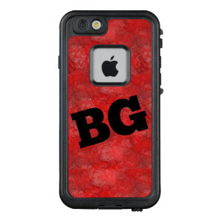 Täuschungs-Spiel iPhone 6/6S Fall: Blutiges Thema LifeProof FRÄ' iPhone 6/6s Hülle