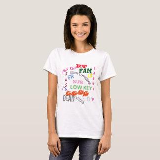 Tausendjähriger Jargon T-Shirt