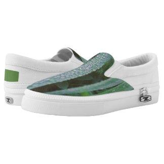 Tautropfen des Grases Slip-On Sneaker