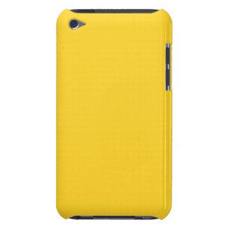 Taxi-gelber saurer zitronengelber im Norden iPod Touch Case