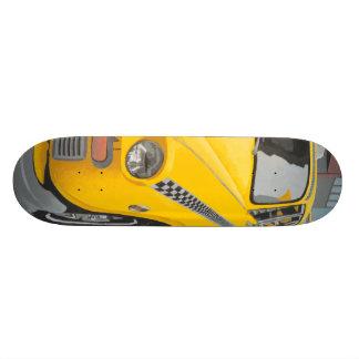 Taxi-Skateboard-Plattform (Räder optional) 18,1 Cm Old School Skateboard Deck