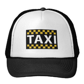 Taxi Truckerkappe