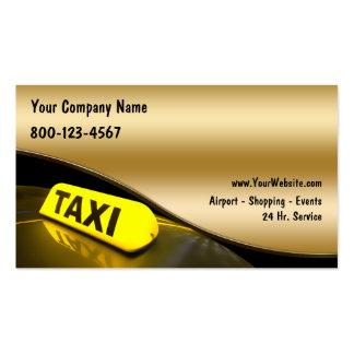 Taxi-Visitenkarten neu Visitenkarten