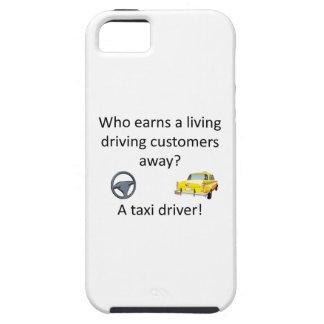 Taxi-Witz iPhone 5 Etui