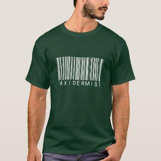 Taxidermist-Bar-Code T-Shirt