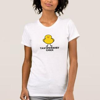 Taxidermist-Küken T-Shirt