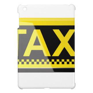 Taxizeichen iPad Mini Hülle