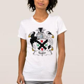 Taylor-Familienwappen T-Shirt