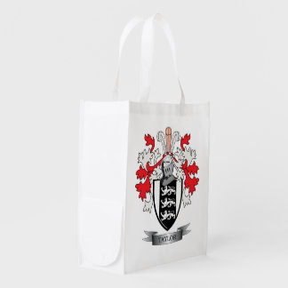Taylor-Familienwappen-Wappen Einkaufstasche