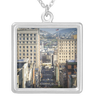 Taylor-Straße, San Francisco Versilberte Kette
