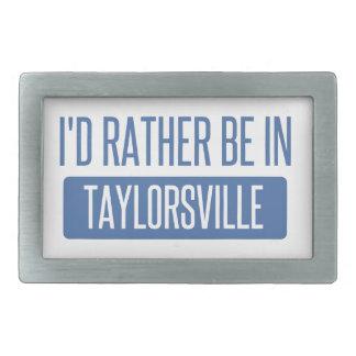 Taylorsville Rechteckige Gürtelschnalle