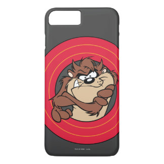 TAZ™ durch LOONEY TUNES™ Kreise iPhone 8 Plus/7 Plus Hülle