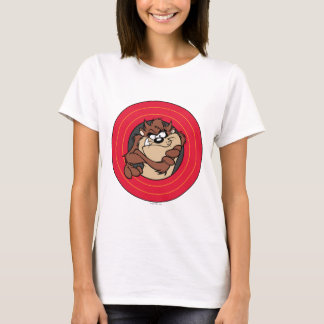 TAZ™ durch LOONEY TUNES™ Kreise T-Shirt