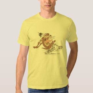 TAZ™ Motorrad-Wut T-Shirts