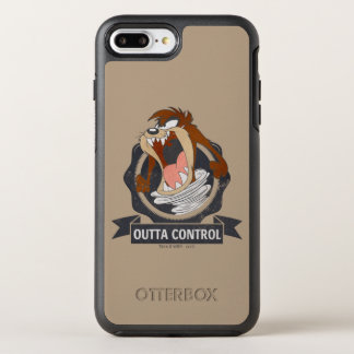TAZ™ Outta Kontrolle OtterBox Symmetry iPhone 8 Plus/7 Plus Hülle