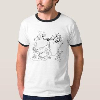 TAZ™ und Mädchen T-Shirt