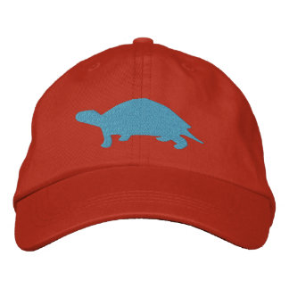 TBA gestickter Schildkröte-Hut Bestickte Baseballkappe