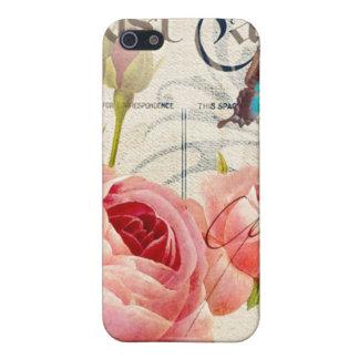(TBA) Rose iPhone 5 Etui