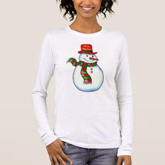 - TBA - Snowman-T - Shirt